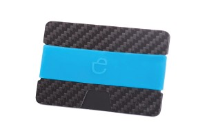 N Wallet - carbon fiber (gumka solicon)